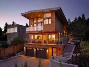 Contemporary Home Design Vancouver West Modern Tranquility Modern Exterior
