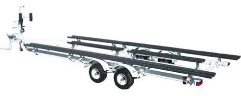 ez loader aluminum boat trailers ez loader adjustable boat trailers pontoons