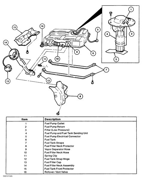 automotive service manuals 1999 mercury mountaineer spare parts catalogs 1995 mercury villager fuel line diagram mercury auto parts catalog and diagram