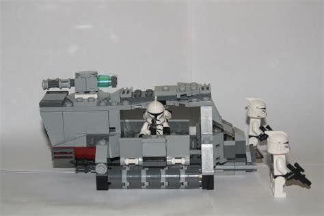 Wars Trooper Vehicles by Lego Ideas Lego Clone Trooper Transport Vehicle