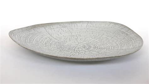 Handmade Ceramic Plates And Bowls - rina menardi handmade ceramic crackled triangular bowls