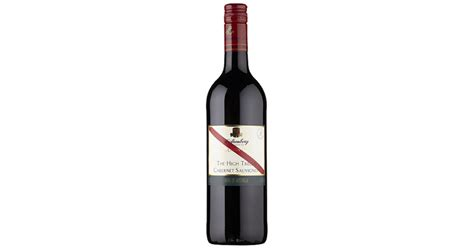 Help Wine Overboard by D Arenberg The High Trellis Cabernet Sauvignon 2009