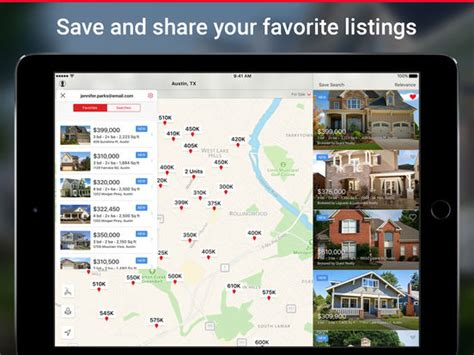 Best Apartment Finder App Iphone Realtor Real Estate Homes For Sale And Rent Screenshot
