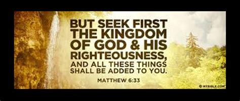 Marriage Bible Verse Matthew by Great Verses Of The Bible Matthew 6 33 Thepreachersword