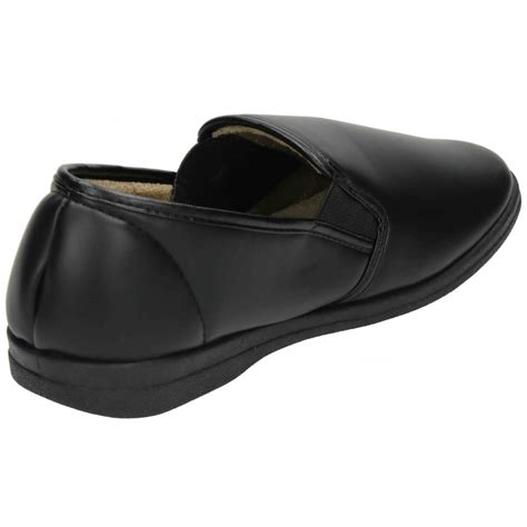 dr house shoes dr house shoes dr keller mens cosy pu slippers house shoes soft lining dr keller