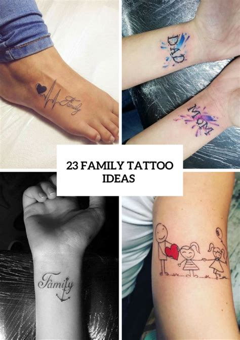 family video tattoo policy family tattoos ideas tattoo collections