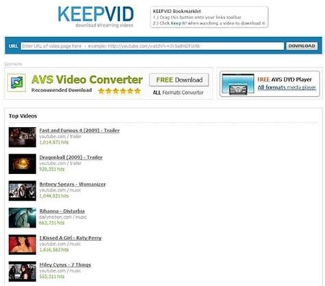Download Mp3 From Youtube Keepvid | 5 fast ways to download youtube videos in computer