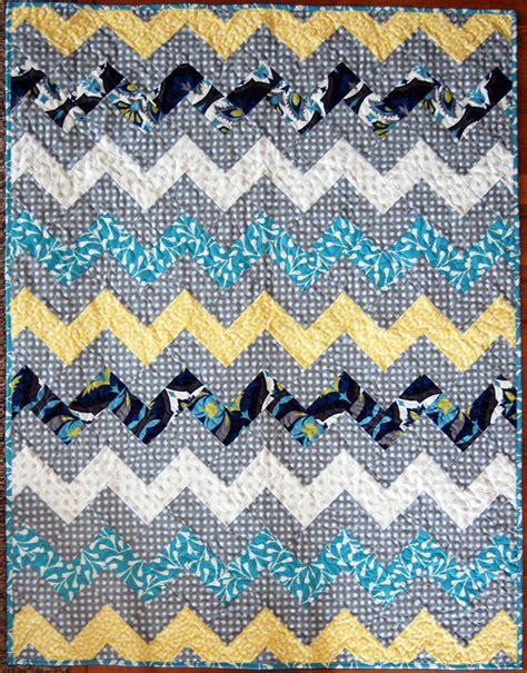 free pattern zig zag quilt zig zag chevron quilt the cloth parcel