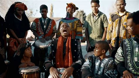 youtube african tribes alex boy 233 little drummer boy african tribal version ft