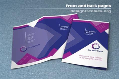 Free Bifold Booklet Flyer Brochure Indesign Template No 1 Free Indesign Templates Pinterest Free Booklet Template