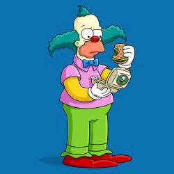krusty the clown simpsons world on fxx