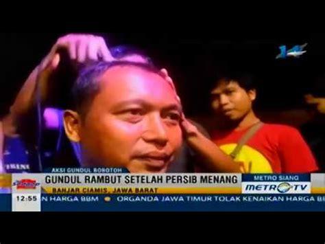 berita hari ini di indonesia gegap gempita persib bandung juara si gundul beraksi