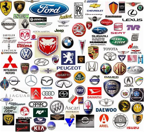 Pictures Of Car Emblems auto logos images auto emblems