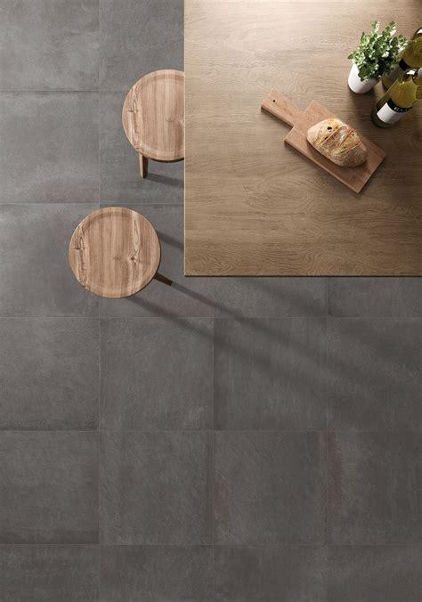 piastrelle effetto cemento le migliori 25 idee su design pavimento in piastrelle su