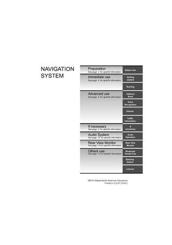 download car manuals pdf free 2013 mazda mazda6 electronic valve timing download 2013 mazda 6 navigation manual pdf 140 pages