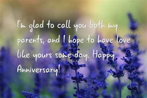 Wedding Anniversary Quotes For My Parents by 50th Anniversary Wishes For Parents