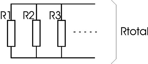 calculate resistor parallel series parallel resistors calculations formulas electronics notes