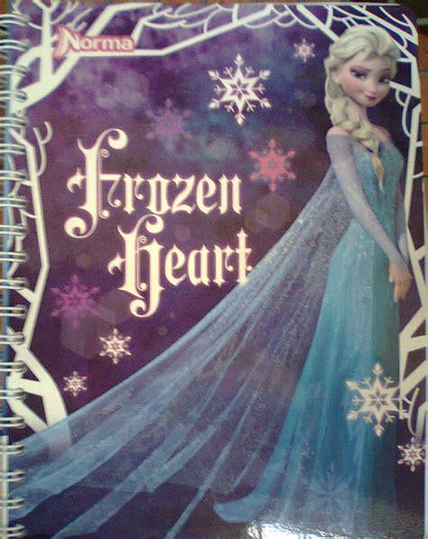 Nb 178 Notebook Frozen frozen notebooks frozen photo 36097203 fanpop