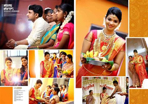 Wedding Album Design Size by Style Kerala Wedding Album Design Hindu Pages Ed In X Size