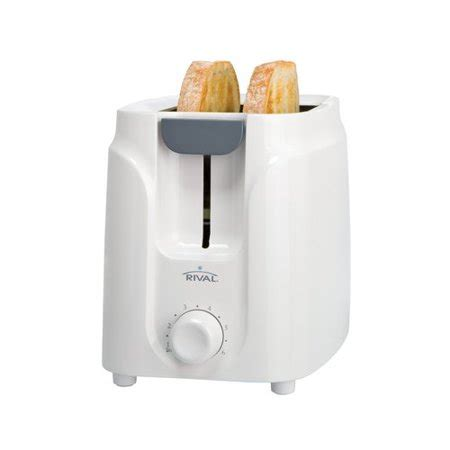 toasters at walmart rival 2 slice toaster white walmart