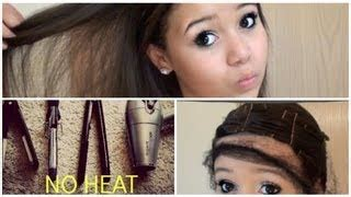 quick and easy hairstyles krazyrayray how to naturally get dimples fast game walkthrough