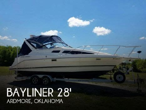 bayliner boats for sale oklahoma page 1 of 28 boats for sale near oklahoma city ok