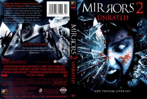 Cover The Mirrors mirrors 2 dvd scanned covers mirrors cover