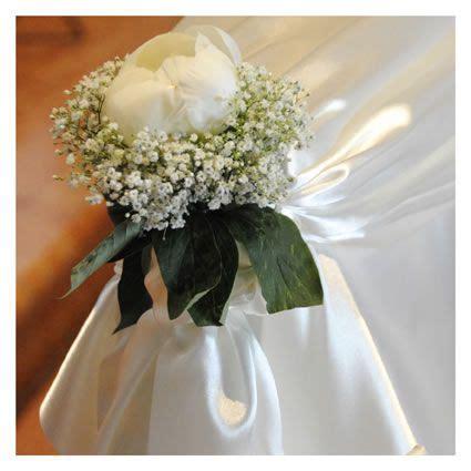 addobbi banchi chiesa matrimonio oltre 1000 idee su banchi per il matrimonio in chiesa su