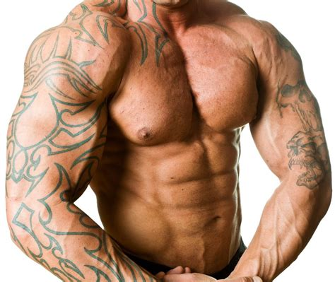 bodybuilders with tattoos how much does a cost