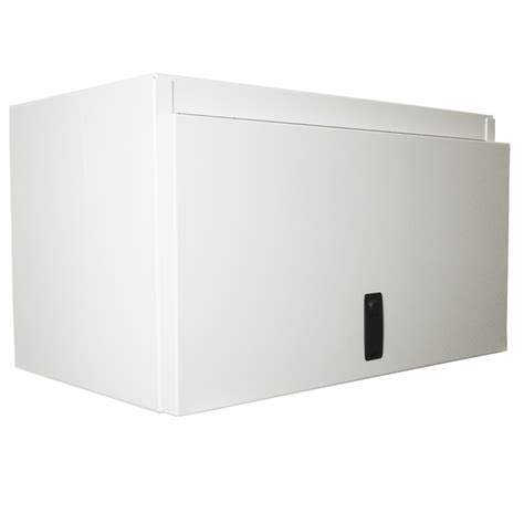 Powder Coating Cabinet by Overhead Cabinet 36 0 Quot Length Single Flip Up Door White