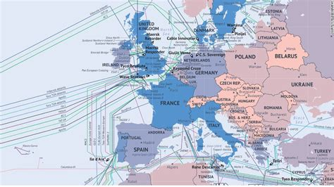 undersea cable map what the looks like undersea cables wiring ends