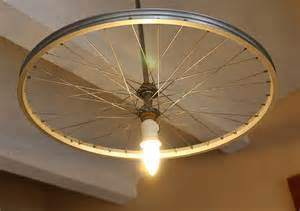 Create A Chandelier How To Make A Bike Wheel Chandelier 11 Steps With Pictures