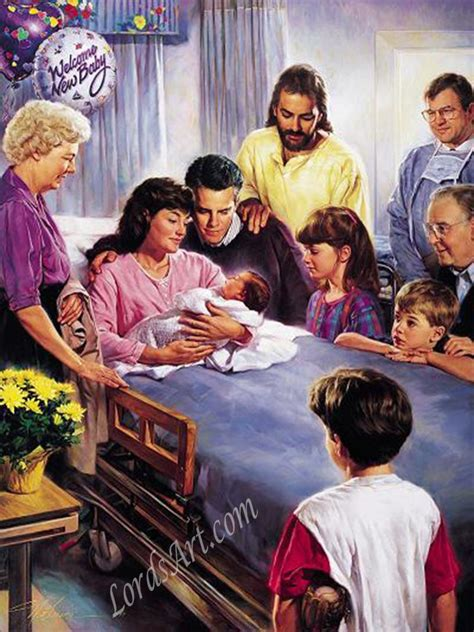 The Miracle Of Birth The Miracle Of Birth By Nathan Greene Lordsart