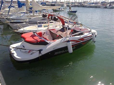 sea doo boat capacity sea doo 200 speedster wake 430 in pto dptivo de fuengirola