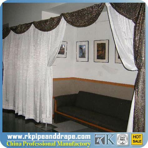 pipe and drape online portable pipe and drape online for wedding rk is