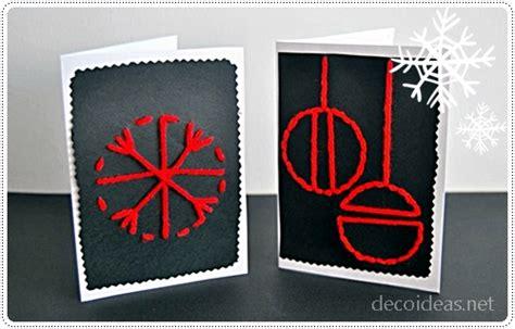 imagenes navidad faciles de hacer postales de navidad f 225 ciles de hacer decoideas net