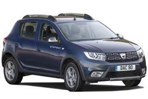 Renault Dacia Dacia Sandero Stepway Hatchback Carbuyer