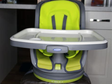 booster seat for at table the graco swivi booster seat uk