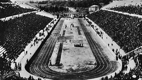 era moderna historia de los juegos atenas 1896 el inicio de la era