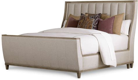 upholstered sleigh bed queen cityscapes stone chelsea queen upholstered sleigh bed