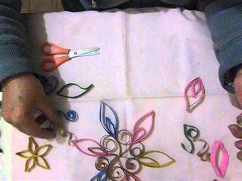 cuadros con tubo de papel higinico tutorial avance cuadro con flores 02 tubos carton de