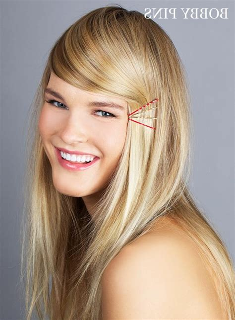 Hairstyles Using Hair Pins by 15 Best Of Hairstyles Using Bobby Pins