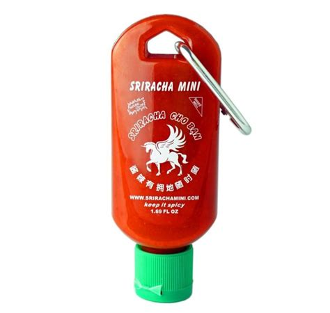sriracha keychain mini sriracha bottle keychain vs walletinternet
