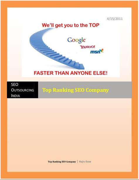 Seo Companys 1 by Top Seo Companies Top Ranking Seo Companies Top 10 Seo