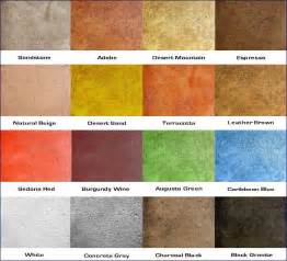 concrete acid stain color chart sandstone colored concrete stain for driveway sidewalk