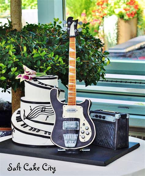 Salt Cake City (www.SaltCakeCity.com) Musical notes shaped