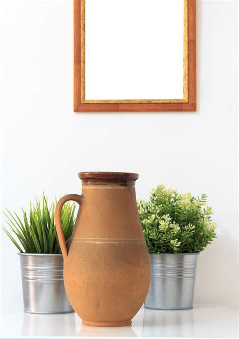 Porcelain Vase Fotoğraf Tablo Ahşap 231 I 231 Ek Ev Vazo Dekorasyon