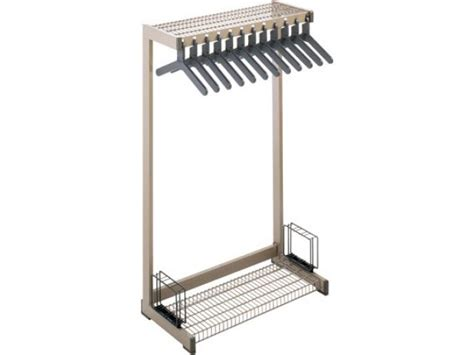 Metal Coat Rack With Shelf by Metal Commercial Coat Rack Boot Shelf Umbrella Rack 3 Coat Hooks Racks