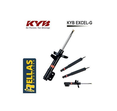 Shock Breaker Kayaba Excel G Toyota Great Corolla Belakang 2pcs toyota corolla kayaba excel g 333236 333237 333116 333117