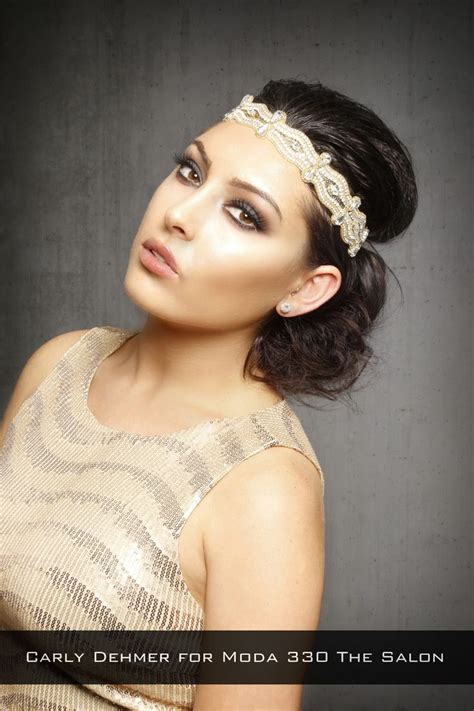 diy flapper hairst 321 best images about updo ideas on pinterest french